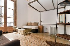 Charming apartment in city center- Barcelona