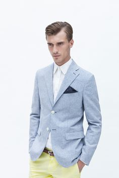 Zara Man June LookBook 2012