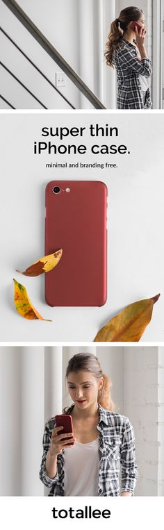 ready for fall? burgundy is the color to get you ready. this case keeps your iPhone looking like an iPhone, while offering everyday protection from scratches, nicks, and scuffs.