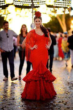 Flamenca roja 2014