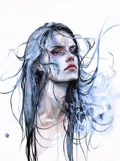 obstinate impasse by agnes-cecile