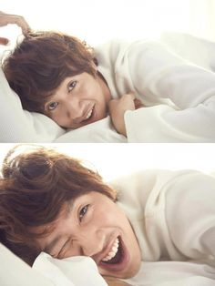 Lee Kwang Soo Opens his Official LINE Account and Reveals New Photo Shoot Stills