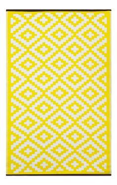 Nirvana Yellow Rug