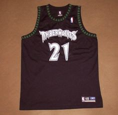 Authentic Kevin Garnett Swingman Jersey On Ebay!!! f026035bb