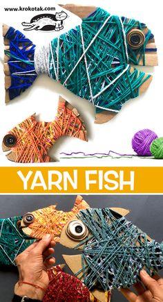 YARN+FISH