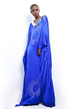Senegalese Boubou | FAB Lookbook: DiDi Creations Boubou Collection | FAB BLOG