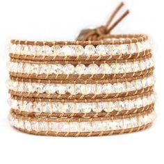 Victoria Emerson Wrap Bracelet... Luv it!