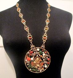Vintage SWOBODA Necklace by MISSVINTAGE5000 on Etsy