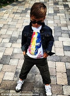Alonso Mateo: The five-year-old boy in Dior, Gucci and Tom Ford who has become an internet style icon Young Boys Fashion, Kids Fashion Blog, Little Boy Fashion, Baby Boy Fashion, Fashion Children, Style Fashion, Fashion Jewelry, Toddler Winter Fashion, Baby Boy Outfits