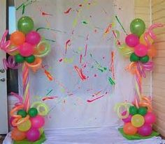 Image detail for -News and Pictures about neon party decorations
