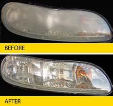 Auto Detailing Supplies: Cleaning Car Headlights