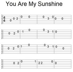 Amazing Grace easy guitar tab – Blowin in the wind easy guitar tab – Can Can easy guitar tab – Count – Willkommen bei Pin World Guitar Chords And Lyrics, Music Tabs, Easy Guitar Songs, Guitar Chords For Songs, Music Guitar, Guitar Notes For Songs, Classical Guitar Sheet Music, Guitar Girl, Guitar Songs For Beginners