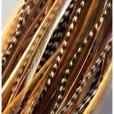 Flip-in Hair Cream Hair Feather  £19.99 (FREE UK Delivery)  http://www.123hairandbeauty.co.uk/hair-products-c1/hair-extensions-c10/flip-in-hair-cream-hair-feather-p407