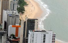 Foto da Praia de Candeias