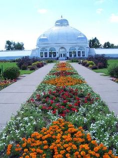 Buffalo and Erie County Botanical Gardens In Buffalo, NY
