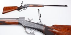 "Ballard A-1 Mid Range Rifle – Our GOTD was one of the best target arms made by the Marlin Company from 1878 to 1880.  It was also one of the few guns fellow shooters didn't have to ask – ""what are you shooting""? Nicely engraved on each side of the receiver are the model designation and we wonder why the company didn't include the caliber in big letters as well.  For the curious – this single-shot rifle is a .40/63."