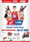 Honda DBL 2014 West Kalimantan Series