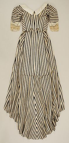 Dress, Afternoon.  House of Worth (French, 1858–1956).  Date: 1890s. Culture: French.