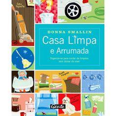 Livros sobre organização doméstica!