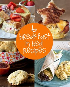 Yummy Breakfast Recipes for Mothers Day