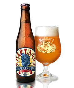Murray's Spartacus Imperial IPA