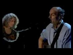 'Up on the Roof' - Carole King & James Taylor. A favorite song since college. Sometimes I wish I really did have a place on the roof I could go to when life got me down!
