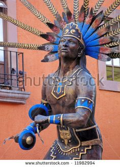 Mexico Headdress Stock Photos, Images, & Pictures | Shutterstock