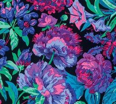 Sewing Hacks, Sewing Projects, Sewing Ideas, Free Spirit Fabrics, Cotton Quilting Fabric, Fabric Patterns, Floral Patterns, Textures Patterns, Sewing Patterns