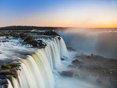 Iguazu Falls, Parana, Brazil