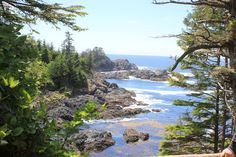 Wild Pacific Trail  There are certain places on this planet that are good for your soul.  Tofino, British Columbia is one of these places. When you drive into town  everything slows down, you release all the stress of the day-to-day and you  just relax. Here is how to make the most of your time in this little slice  on heaven in the PNW.   Day One:   If you leave Vancouver on the morning ferry (8AM) you'll arrive in Tofino  around 1:00 PM that day. As you drive into town you'll be hun...
