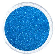 Neon Blue – Perfect for DIY Glitter Toes, gel polish, and acrylic powder! Bulk Glitter, Glitter Toes, Cosmetic Grade Glitter, Orange Glitter, Electric Blue, Gel Polish, Online Art, Sparkle, Nail Art