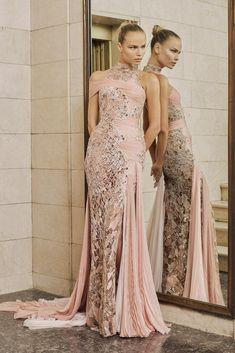 Atelier Versace Alta Costura Primavera/Verano 2017