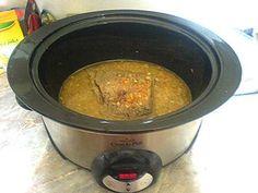 Svíčková v pomalém hrnci Crockpot, Slow Cooker, Kitchen Appliances, Cooking, Diy Kitchen Appliances, Kitchen, Home Appliances, Cuisine, Koken