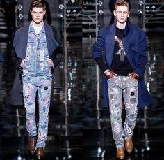 1000+ images about Milano Moda Uomo Denim FW1415 on ...