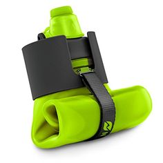 Nomader BPA Free Collapsible Sports Water Bottle - Foldable with Reusable Leak Proof Twist Cap for Gym Travel Hiking Camping and Outdoors - 25 oz (Lime) - Easy to pack, carry, and use, the Nomader Collapsible Water Bottle is your ultimate hydration companion for traveling and adventure. NOMADer where you go, it helps keep you healthy and hydrated. Nomader (no-mad-er) was founded by Bryan, a digital nomad, who after 8 months of international travel,...