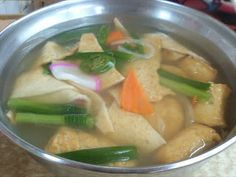 Enjoy this easy japanese food recipe oden soup recipe. http://japanese-foodrecipes.blogspot.ca