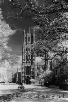 Ely Cathedral, UK