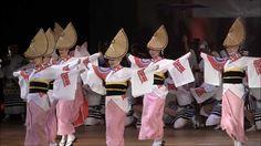 選抜阿波踊り大会~これが阿呆連です~