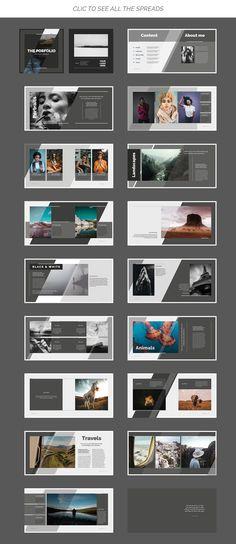 Template Web, Powerpoint Design Templates, Presentation Design Template, Booklet Design, Presentation Layout, Page Layout Design, Magazine Layout Design, Web Design, Creative Design