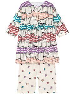 tsumori chisato パジャマ Night Suit For Women, Suits For Women, Tsumori, Wacoal, Loungewear, Button Down Shirt, Men Casual, Blouse, Mens Tops