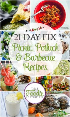 21 Day Fix Picnic, P