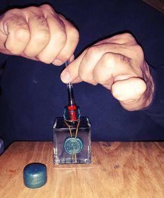 Inking #fountainpen