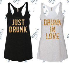 Nur betrunken Unterhemden und betrunken in von DanielleRoseThree