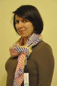 A scarf is a great way to layer and add pattern to your look! Stitch Fix