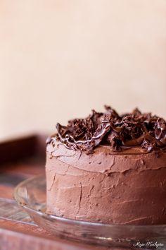 Moja kuchyňa: Najlepšia čokoládová torta