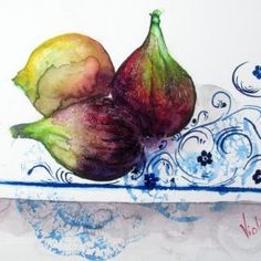 Figs with a Lemon
