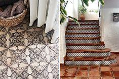 pitter pattern.