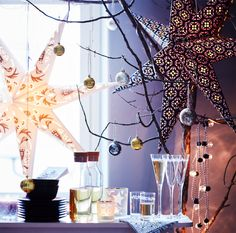 The Winter Collection: new Christmas decorations by Ikea