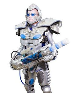 #Cosplay: Mr.Freeze