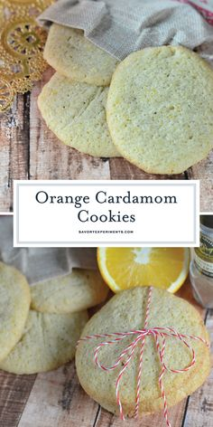 Orange Cardamom Cookies The Perfect Christmas Cookie - Orange Cardamom Cookies provide a festive flavor for holiday slice and bake cookies. Make ahead and even freeze until you are ready to bake! Freezer Cookies, No Bake Cookies, Yummy Cookies, Refrigerator Cookies Recipes, Holiday Baking, Christmas Baking, Christmas Christmas, Christmas Recipes, Holiday Recipes